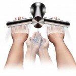 Dyson Tap Sensor Wasserhahn mit Händetrockner